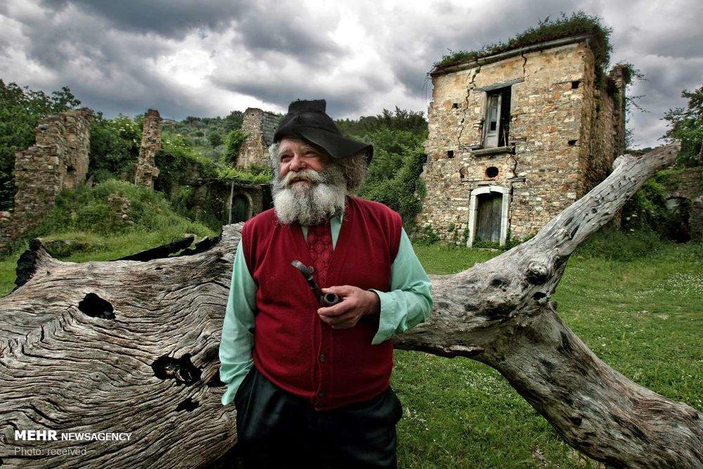 فواید دنبه برای پوست روستاهای خالی از سکنه در ایتالیا (عکس)