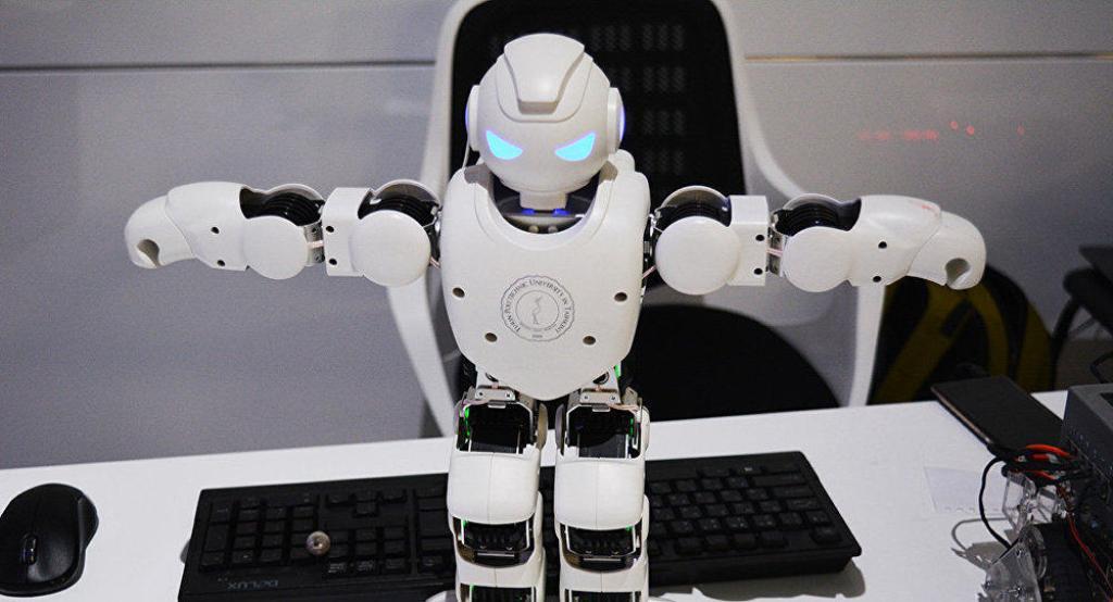 روسیه روبات های پلیس صادر می کند