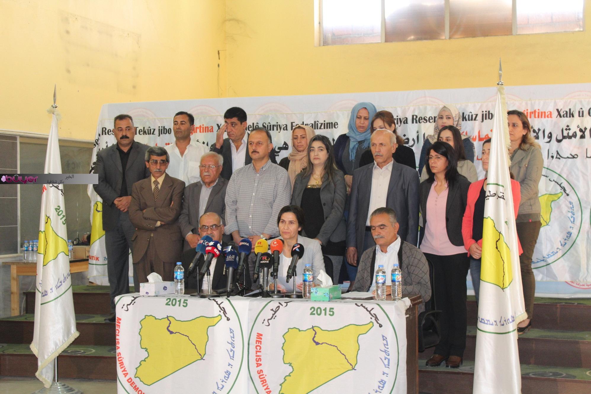 کردهای سوریه: توافق با دولت بشار اسد درباره