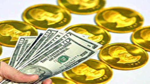 سکه 200 هزار تومان ارزان و ارز خرید و فروش نمی شود