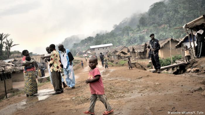 کشته شدن 5 میلیون کودک بر اثر درگیریهای مسلحانه آفریقا
