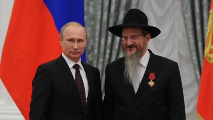 رسانههای اسراییلی: سفر محرمانه خاخام اعظم روسیه به ایران