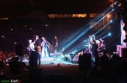 اجرای 4 کنسرت در جزیره کیش