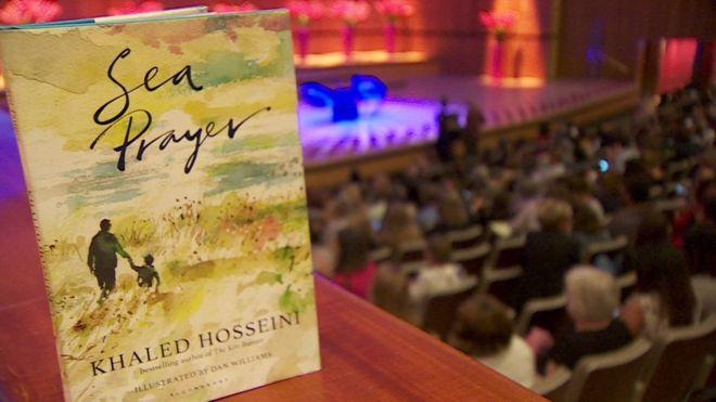 توضیح خالد حسینی درباره رمان جدیدش (+عکس)