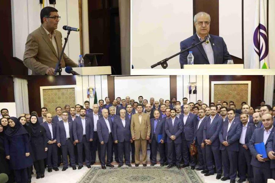 برگزاری گردهمایی سراسری کارکنان استان های خراسان رضوی و شمالی بانک ایران زمین