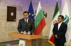 سفیر بلغارستان: عاشق جزیره کیش شدم