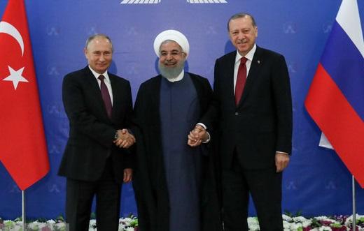 9 نکته درباره نشست سران ایران، ترکیه و روسیه در تهران