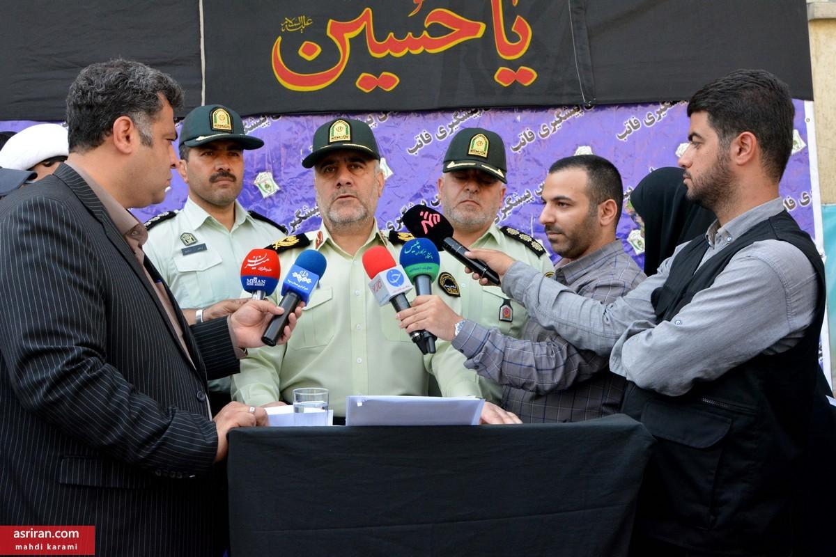 فرمانده پلیس تهران: افزایش 5 درصدی جرائم خرد در تهران/ دستگیری 501 سارق طی 7 روز
