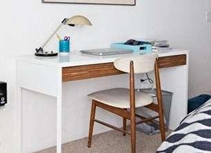 میز کار مناسب برای فضاهای کوچک (+عکس)