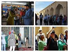 سهم ایران از گردشگری جهان: 1.5 درصد
