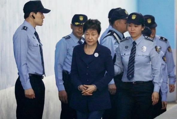 رئیس جمهور پیشین کره جنوبی به 25 سال حبس محکوم شد