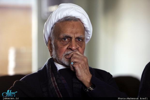 حجتی کرمانی: آقای مصباح، حوصله روزنامه خواندن ندارد و روزنامه را زائد و خواندنش را اتلافوقت می داند