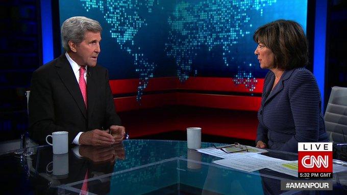 جان کری: ترامپ بدترین رییس جمهور تاریخ آمریکاست/ او به دنبال تغییر رژیم در ایران است