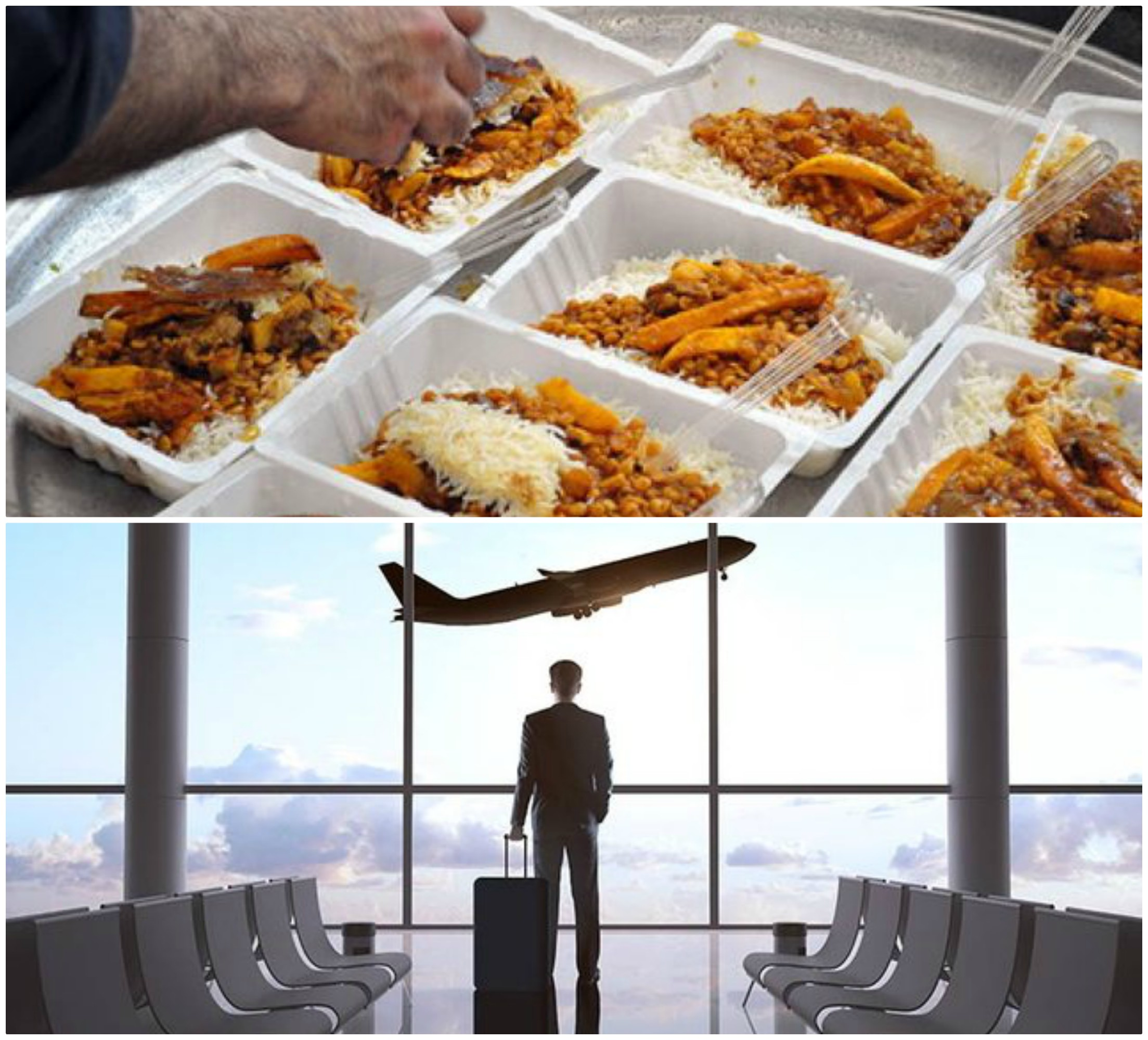 به ما چه چرا سفر خارجی میرود و چرا غذای نذری میدهد!