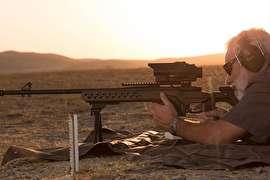"""این """"اسلحه"""" فنجان قهوه را از 1280متری پودر می کند!(+تصاویر)"""