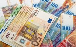 قیمت یورو کاهش یافت/ افزایش نرخ پوند
