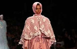 کلکسیون حجاب در هفته مد نیویورک (+عکس)