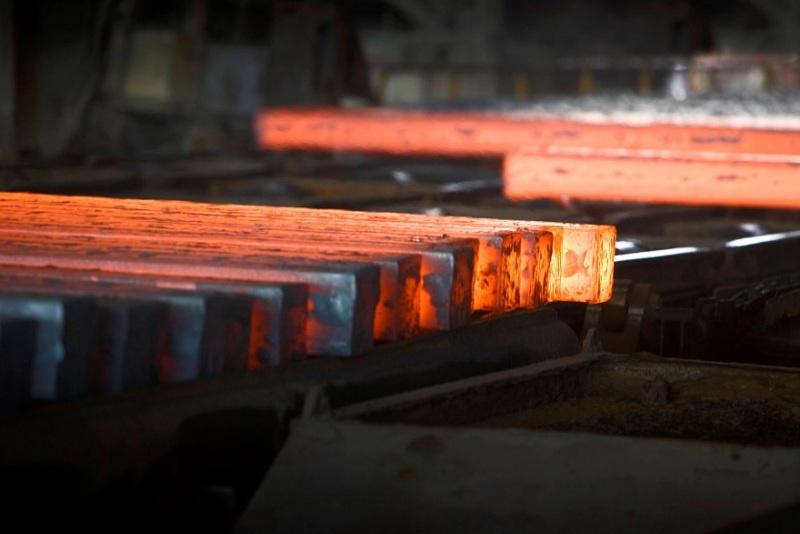 رشد 15 درصدی تولید شمش فولادی