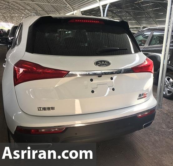 شاسی بلند جدید S7 به ایران رسید / خودروی جدید کرمان موتور چه زمان و با چه قیمتی روانه بازار می شود (+عکس)
