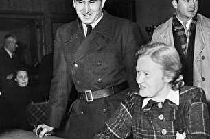 زن افسر نازی که زندانیان را آزار جنسی میداد (+عکس)