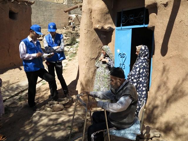 اجرای طرح آمارگیری از ویژگیهای مسکن روستایی در قزوین از 21 مهر