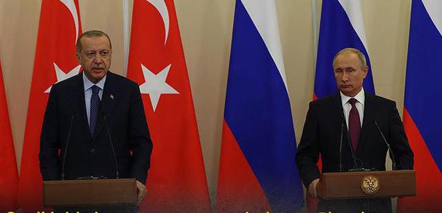 توافق دوجانبه روسیه و ترکیه به تعلیق عملیات نظامی در ادلب سوریه