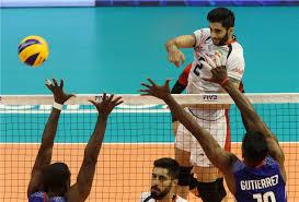 هم گروهی های والیبال ایران مشخص شدند