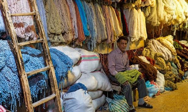 رئیس اتحادیه صادرکنندگان فرش دستباف: سامانه نیما از دیگر معضلات امروز صنعت فرش است