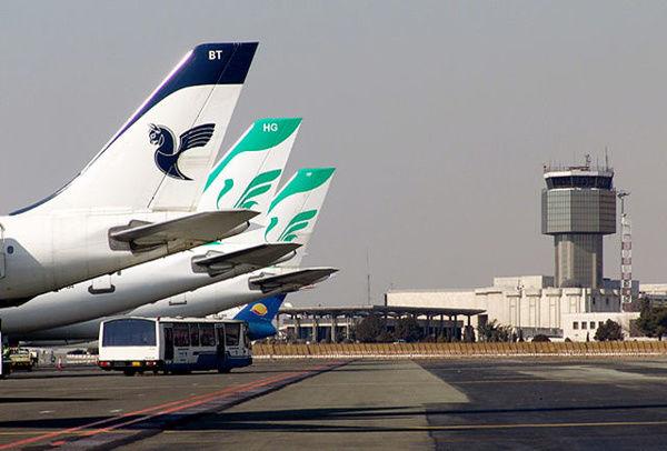 نرخ بلیت پروازهای داخلی ثابت شد (+قیمت)
