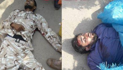 نخستین تصویر منتشر شده از دو تروریست الاحواز