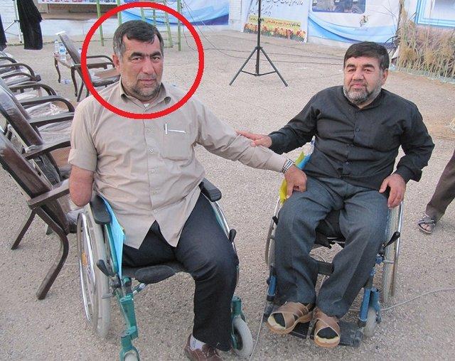 شهادت جانباز70 درصد در حمله تروریستی اهواز (+عکس)