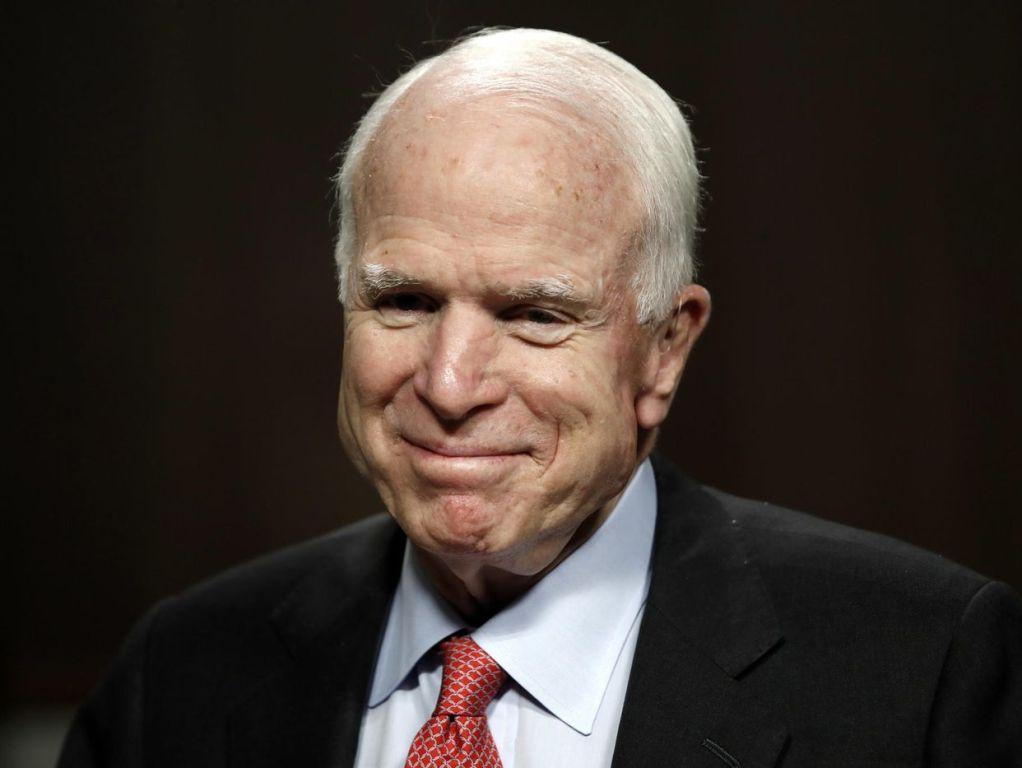 سناتور آمریکایی «جان مک کین» درگذشت