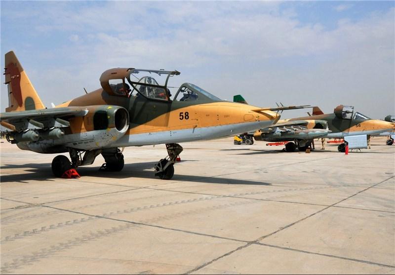 آموزش و واگذاری جنگندهای ایران به عراقی ها برای دفاع از بغداد در برابر داعش