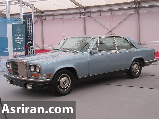 3 خودروی کلاسیک نایاب در ایران (+عکس)