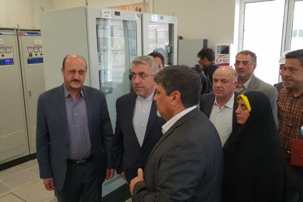 بزرگترین نیروگاه بادی کشور در منطقه طارم قزوین وارد مدار شد