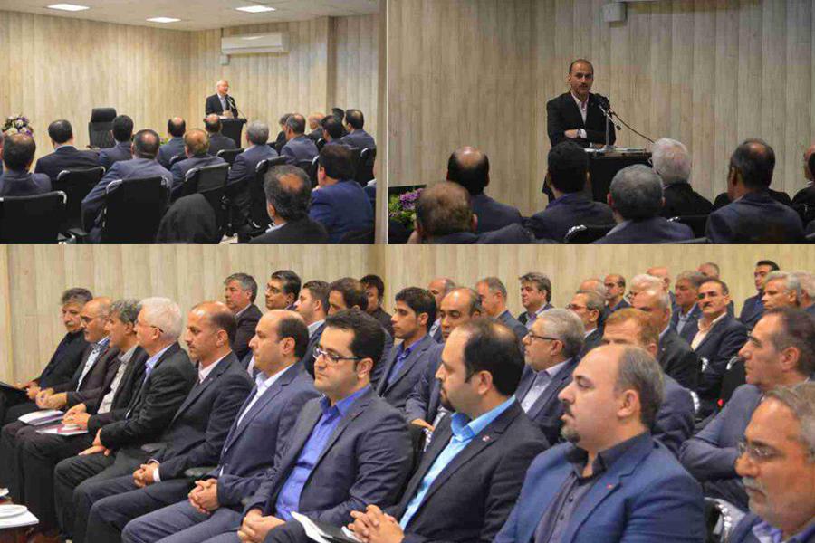 مدیرعامل بانک ایران زمین: تحقق اهداف، نیازمند تلاش هدفمند است