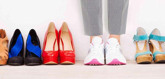 مدل کفشهای بارداری؛ چی بپوشیم بهتر است؟