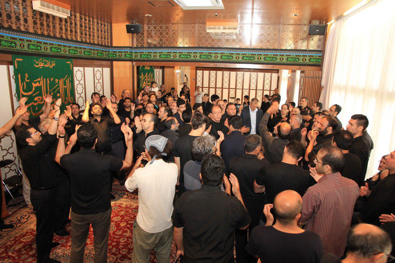 مراسم عزای عاشورای حسینی در توکیو