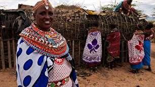 روستایی که هیچ مردی در آن راه ندارد (+عکس)