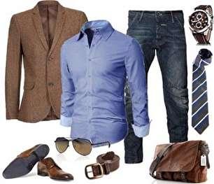 نكاتی برای ست كردن لباس آقایان
