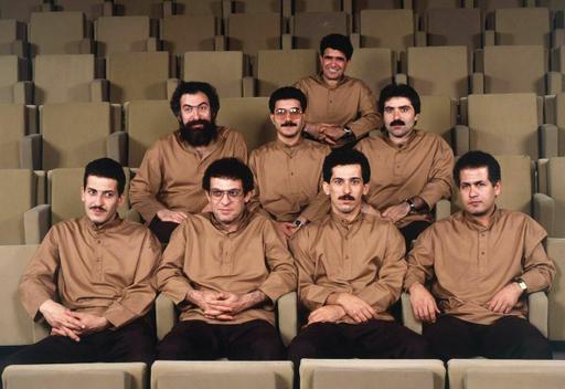 او خسرو آواز ایران است...