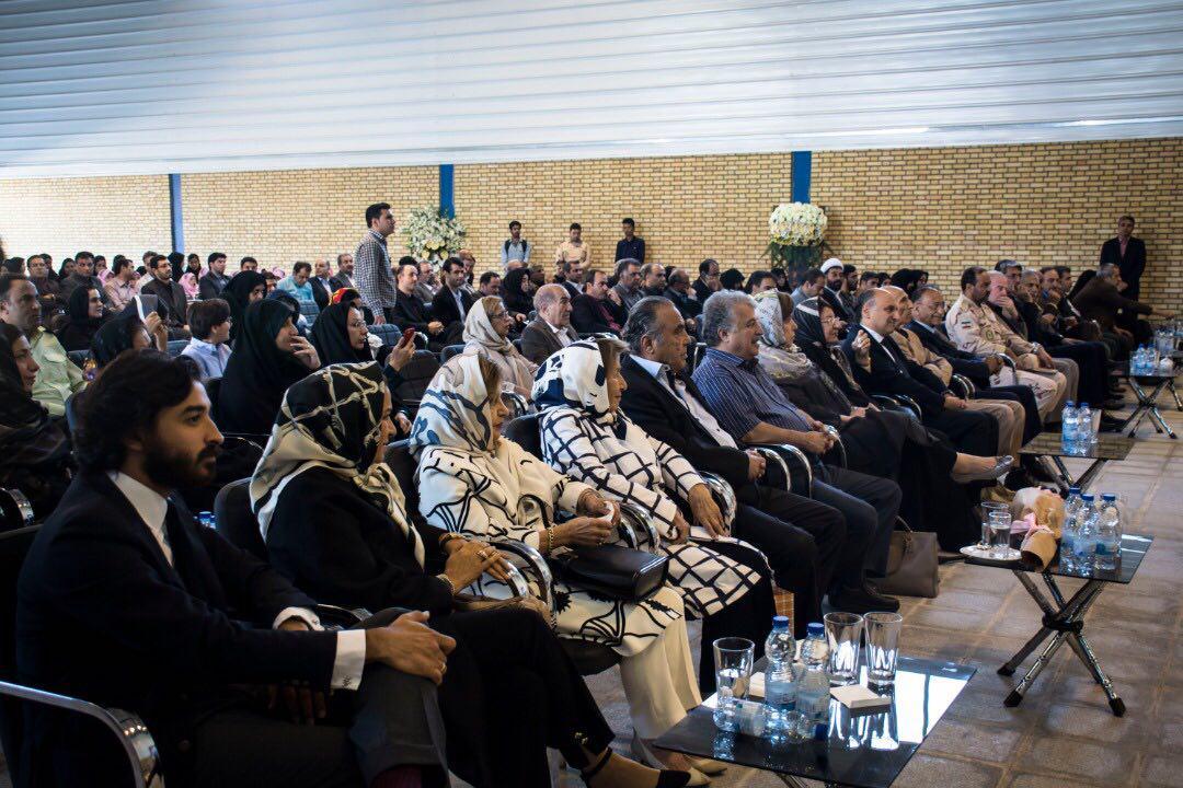 افتتاح 3 هزار متر مربع فضای آموزشی توسط خیریه دکتر نراقی