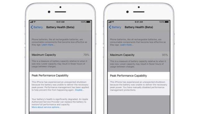 باتری گوشی آیفون چهزمانی به تعویض نیاز دارد؟
