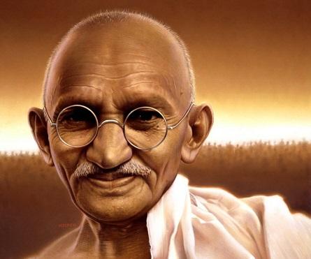 راز محبوبیت گاندی در ایران