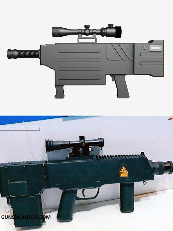 از مسلسل بازنشسته روس تا تفنگ لیزری چینی! (+تصاویر)