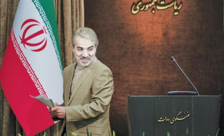 آقای روحانی، این دولت سخنگو میخواهد