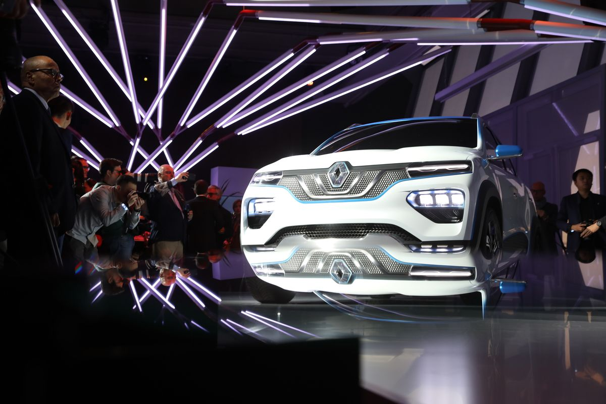 برترین خودروهای نمایشگاه پاریس