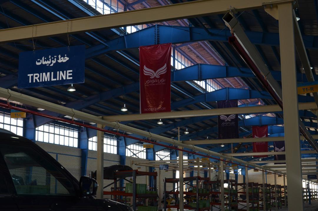کارخانه تولید خودروهای شاسی بلند و کراس اوور تا 3 ماه آینده در ساوه افتتاح می شود