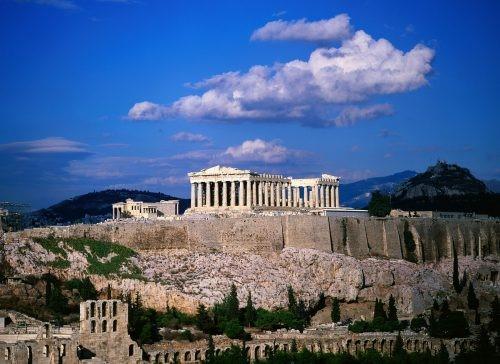 یونان کشوری اساطیری با وقایع تاریخی و قرون وسطایی