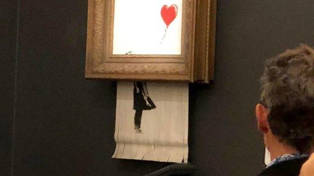 نقاشی میلیون دلاری بعد از فروش پودر شد!